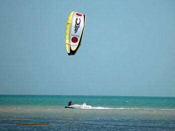 Spanischkurse in Spanien + Kite oder Windsurfkurs 1