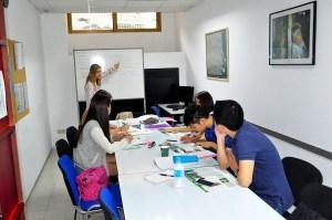 Europäische Mobilitätsprojekte Valencia 2