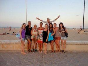 Programm für Gruppen Valencia, Spanien 1