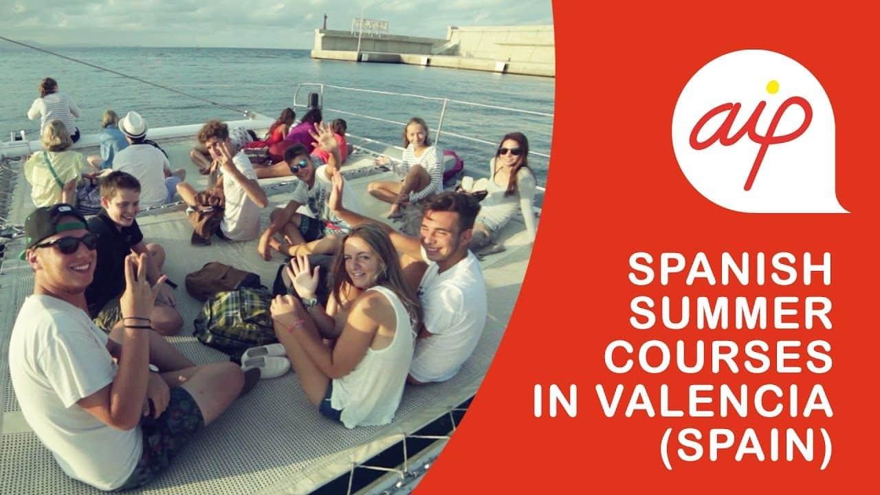 Sommercamp in Spanien Valencia für Jugendliche 0