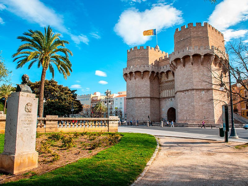 Programm für Gruppen Valencia, Spanien 4