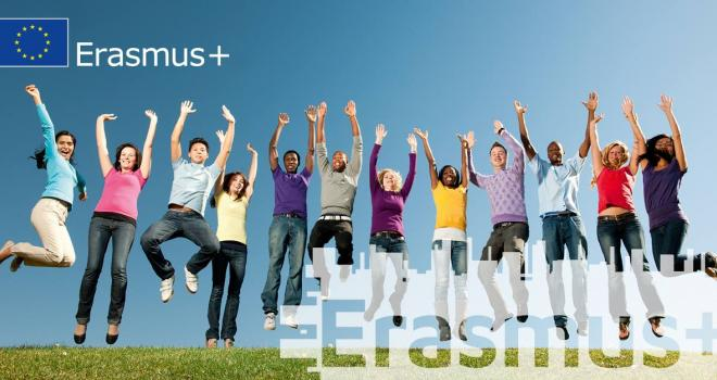 Students from the mobility erasmus +