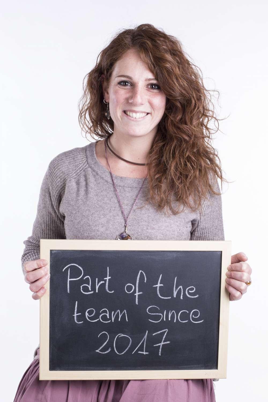 Francesca Paolucci - Koordinatorin der Aktivitaeten